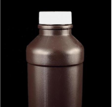 Wadah unruk Hidrogen peroksida harus gelap