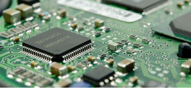 Silikon adalah bahan dasardari cip komputer