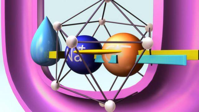 Reaksi-Reaksi Natrium Klorida (Garam meja)