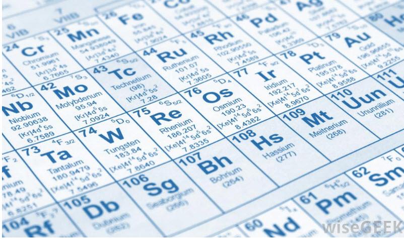 Seng berada di sistem periodik dengan nomer atom 30