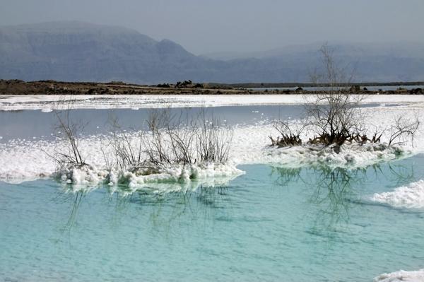 Laut Mati Sumber Kaya Akan Magnesium
