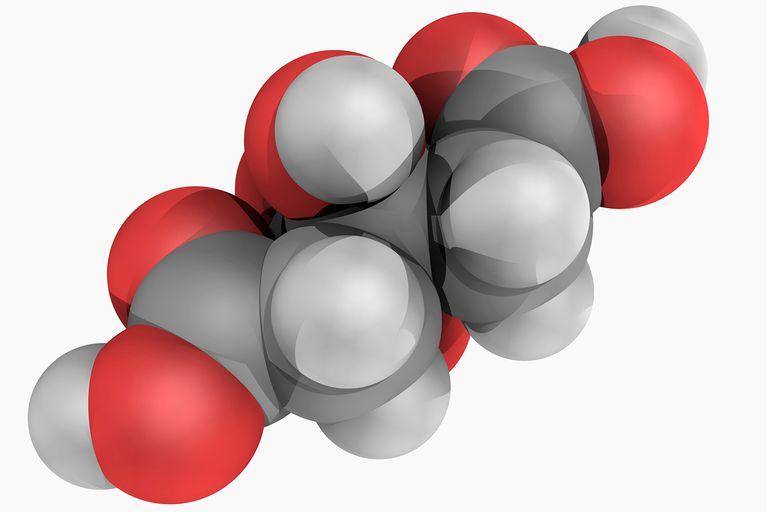 Nama Senyawa Asam Yang Paling Umum Sains Kimia