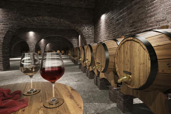 Pembuatan minuman Anggur dari Buah Anggur