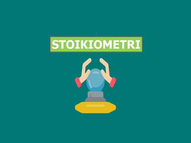 Beberapa Contoh Stoikiometri dalam Kehidupan Sehari-hari